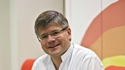 Dr. Jaume Mora, Jefe de Oncología Pedriática del Hospital San Juan de Dios de Barcelona