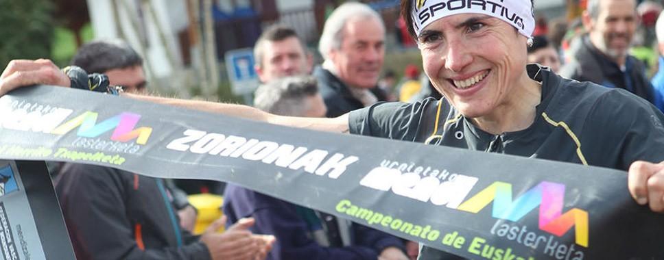 Carrera por Montaña de Urnieta 2015